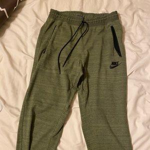 Olive Nike Pants